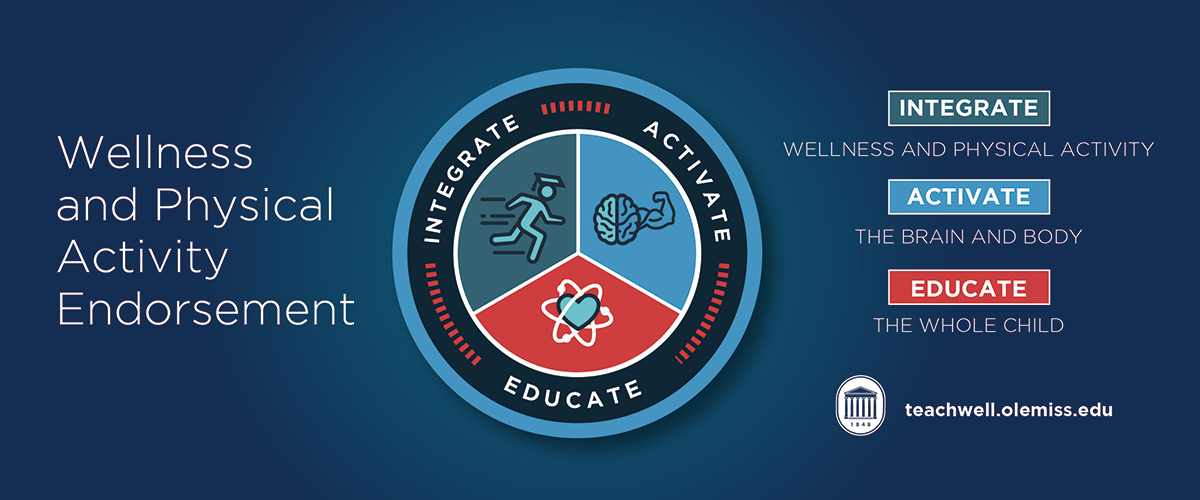 Elementary Education: Bachelor of Arts in Education (B.A.E.) with Wellness and Physical Activity Emphasis